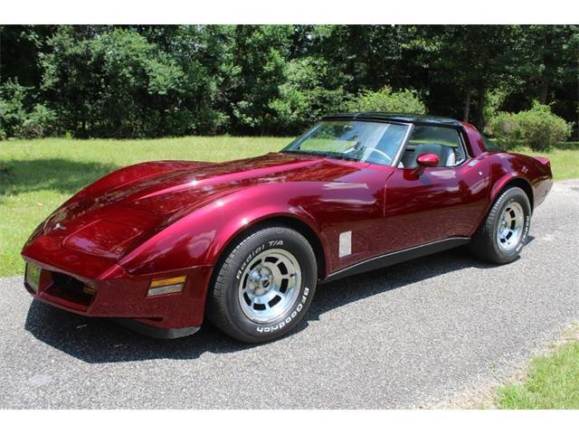 1981 Chevrolet Corvette (CC-1532692) for sale in Leeds, Alabama