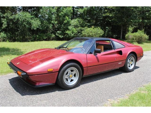 1982 Ferrari 308 GTSI (CC-1532693) for sale in Leeds, Alabama