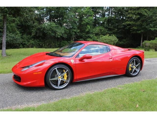 2013 Ferrari 458 Sypder (CC-1532705) for sale in Leeds, Alabama