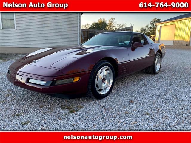 1993 Chevrolet Corvette (CC-1530271) for sale in Heath, Ohio