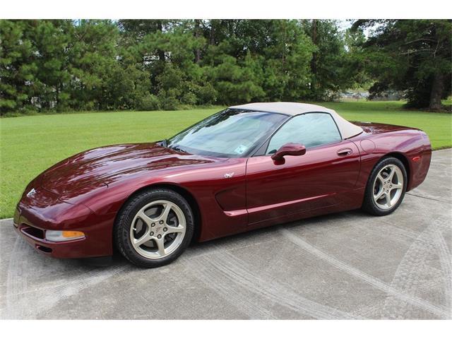 2003 Chevrolet Corvette (CC-1532725) for sale in Leeds, Alabama