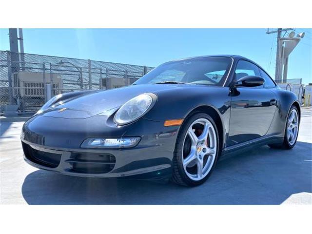 2006 Porsche 911 Carrera 4S (CC-1532726) for sale in Los Angeles, California