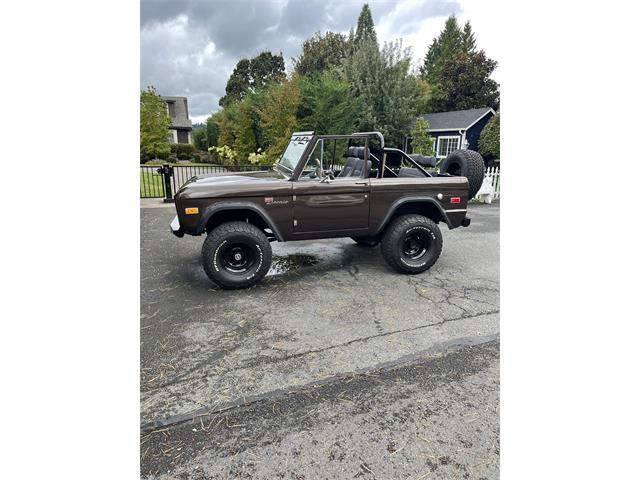 1973 Ford Bronco (CC-1532729) for sale in Sammamish , Washington