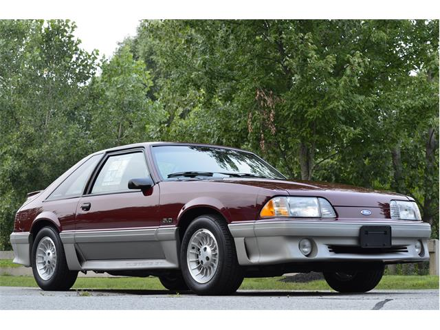 1989 Ford Mustang (CC-1532735) for sale in Ballston Lake, New York