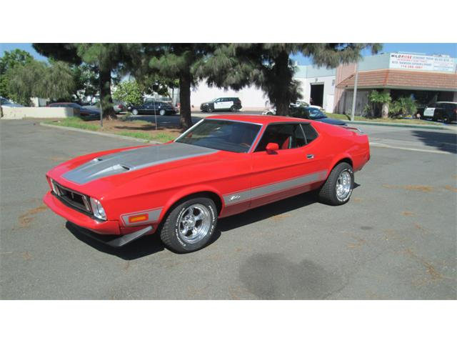 1973 Ford Mustang Mach 1 (CC-1532737) for sale in Anaheim, California