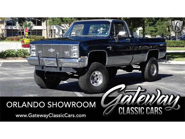 1985 Chevrolet K-10 (CC-1530274) for sale in O'Fallon, Illinois