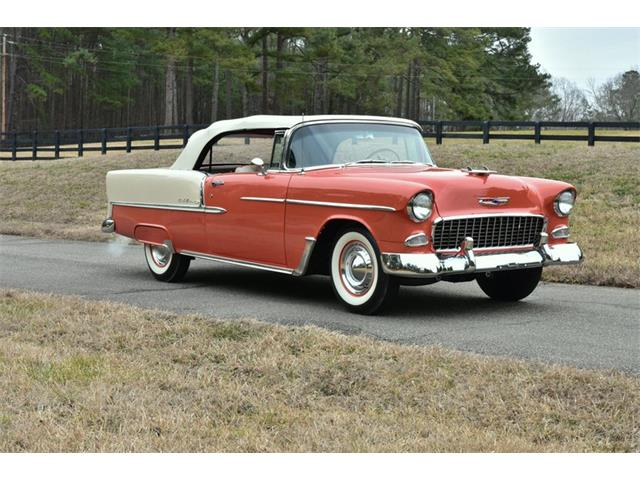 1955 Chevrolet Bel Air (CC-1532742) for sale in Youngville, North Carolina