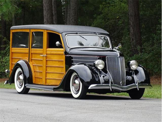1936 Ford Woody Wagon (CC-1532744) for sale in Youngville, North Carolina