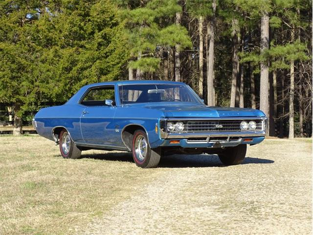 1969 Chevrolet Impala (CC-1532748) for sale in Youngville, North Carolina