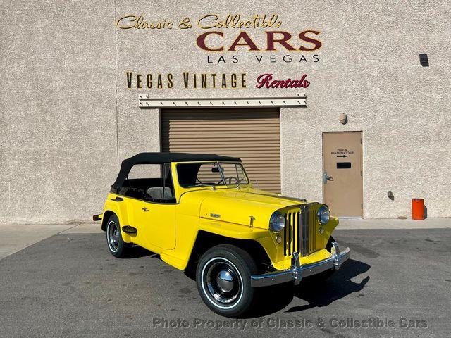 1950 Willys Jeepster (CC-1530275) for sale in Las Vegas, Nevada