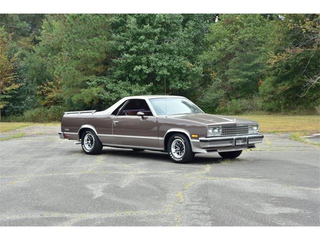 1984 Chevrolet El Camino (CC-1532750) for sale in Youngville, North Carolina