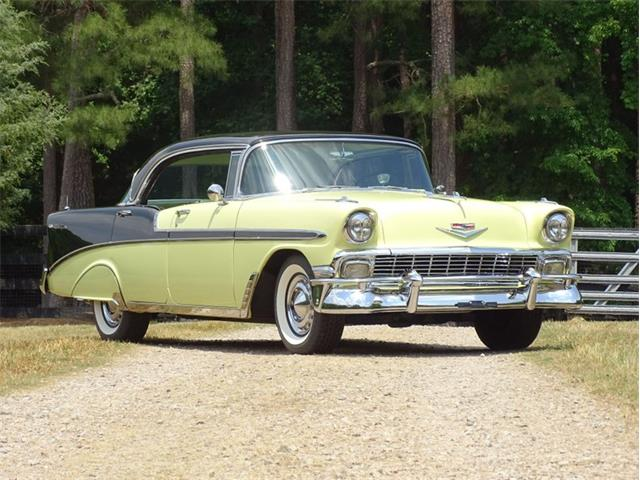 1956 Chevrolet Bel Air (CC-1532754) for sale in Youngville, North Carolina