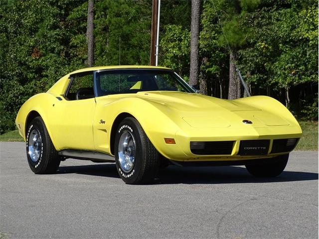 1974 Chevrolet Corvette (CC-1532755) for sale in Youngville, North Carolina