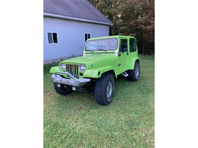 1987 Jeep Wrangler (CC-1532756) for sale in Youngville, North Carolina