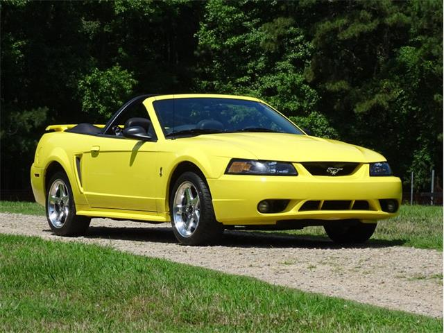 2001 Ford Mustang (CC-1532757) for sale in Youngville, North Carolina
