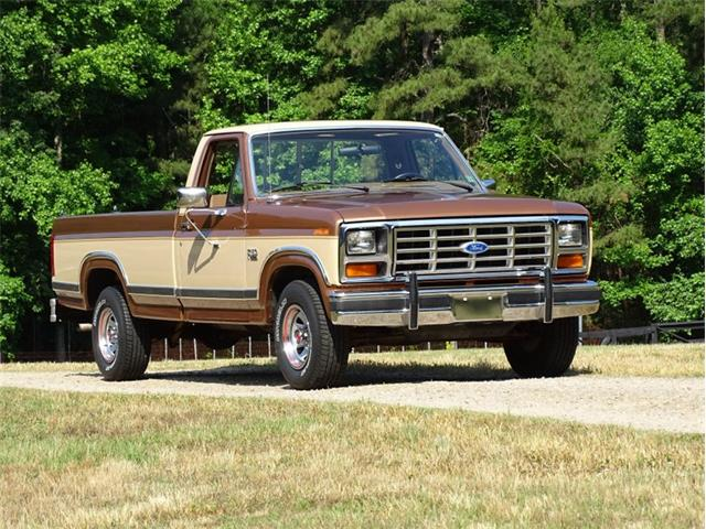 1986 Ford F150 (CC-1532759) for sale in Youngville, North Carolina