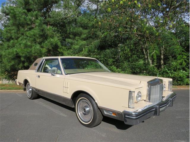 1980 Lincoln Mark V (CC-1532764) for sale in Youngville, North Carolina