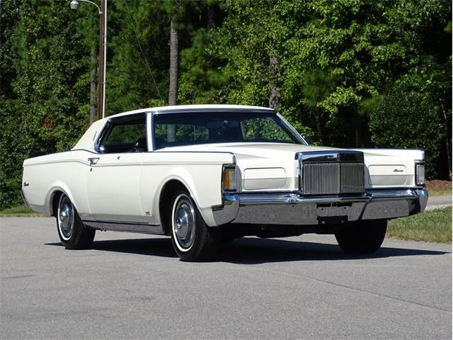 1970 Lincoln Continental Mark III (CC-1532766) for sale in Youngville, North Carolina