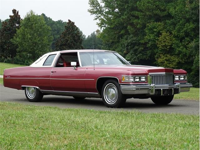 1975 Cadillac Coupe (CC-1532767) for sale in Youngville, North Carolina
