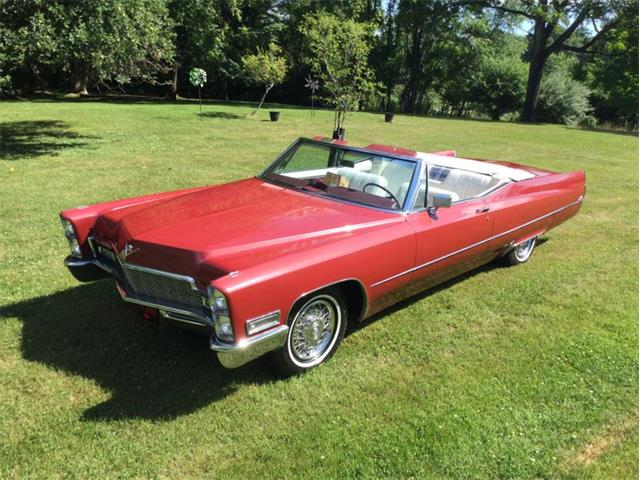 1968 Cadillac DeVille (CC-1532768) for sale in Youngville, North Carolina