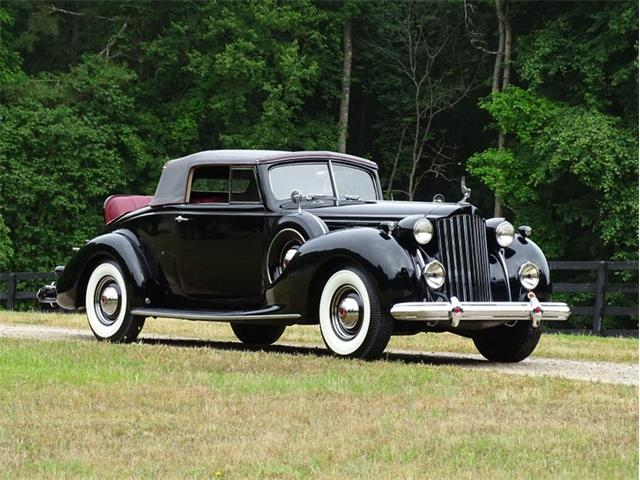 1939 Packard Twelve (CC-1532769) for sale in Youngville, North Carolina