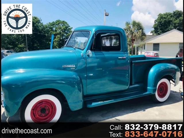 1951 Chevrolet 3100 (CC-1530277) for sale in Santa Rosa, Florida