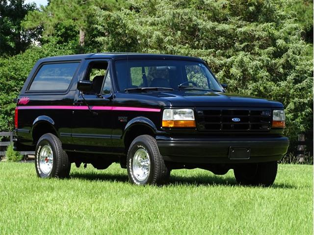 1992 Ford Bronco (CC-1532770) for sale in Youngville, North Carolina