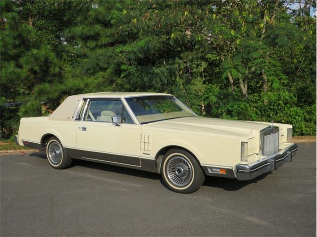 1983 Lincoln Mark V (CC-1532772) for sale in Youngville, North Carolina