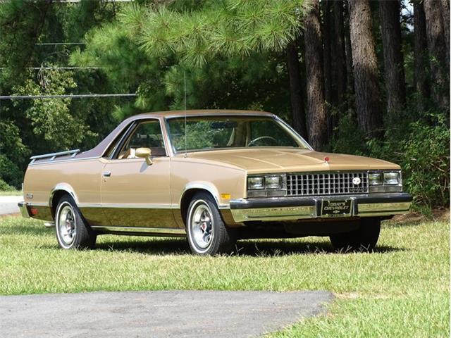 1985 Chevrolet El Camino (CC-1532773) for sale in Youngville, North Carolina