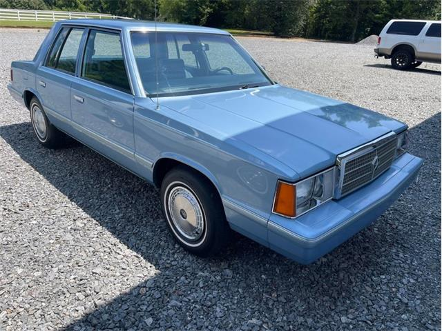 1984 Plymouth Reliant (CC-1532774) for sale in Youngville, North Carolina