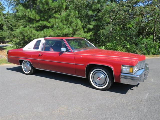 1978 Cadillac Coupe (CC-1532777) for sale in Youngville, North Carolina