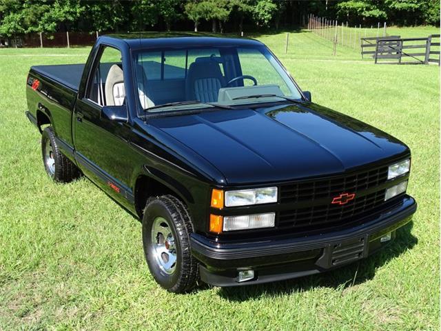 1993 Chevrolet Silverado (CC-1532778) for sale in Youngville, North Carolina