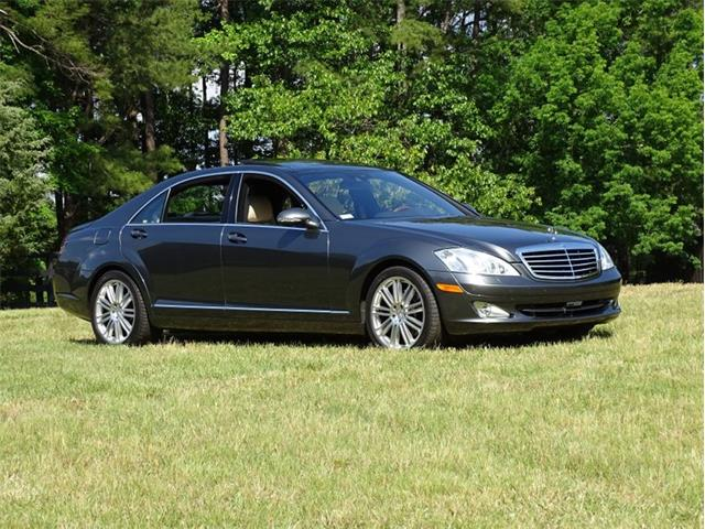 2007 Mercedes-Benz S550 (CC-1532779) for sale in Youngville, North Carolina