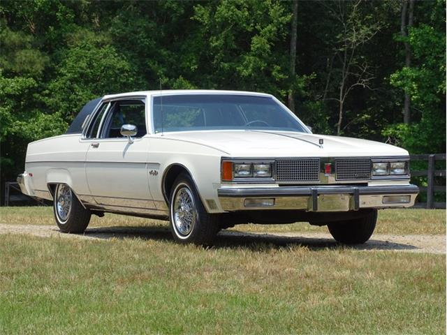 1984 Oldsmobile Regency (CC-1532781) for sale in Youngville, North Carolina