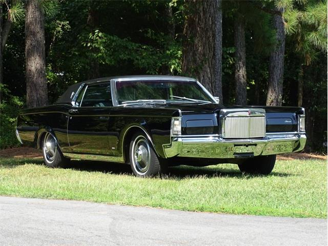 1969 Lincoln Continental Mark III (CC-1532783) for sale in Youngville, North Carolina