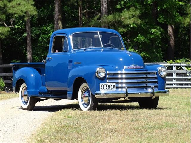 1952 Chevrolet 3100 (CC-1532784) for sale in Youngville, North Carolina