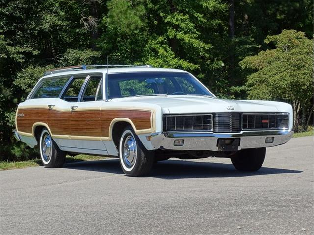 1970 Ford Country Squire (CC-1532785) for sale in Youngville, North Carolina