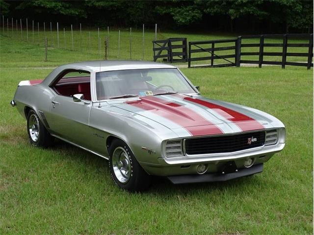 1969 Chevrolet Camaro (CC-1532792) for sale in Youngville, North Carolina