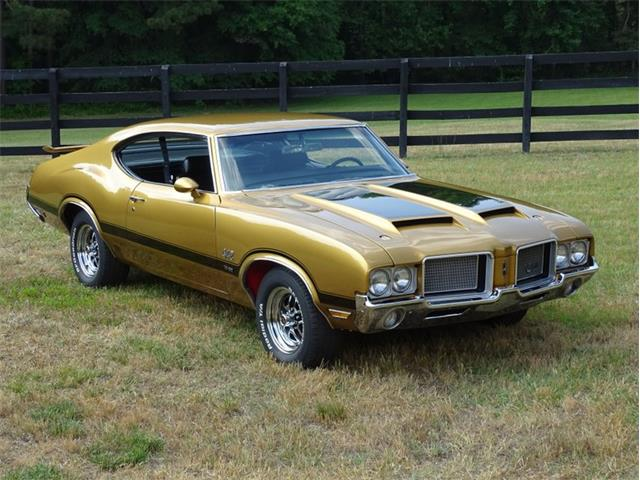 1970 Oldsmobile Cutlass (CC-1532795) for sale in Youngville, North Carolina