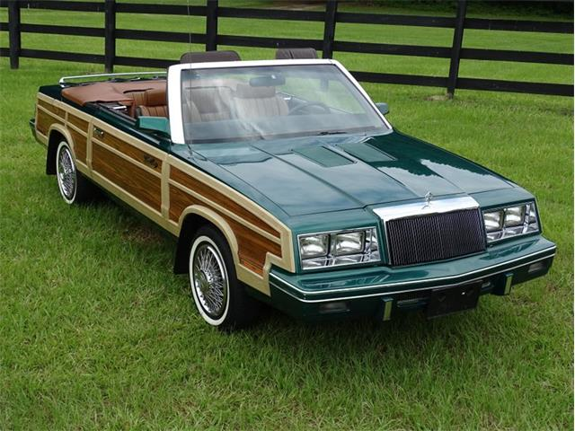 1984 Chrysler LeBaron (CC-1532796) for sale in Youngville, North Carolina