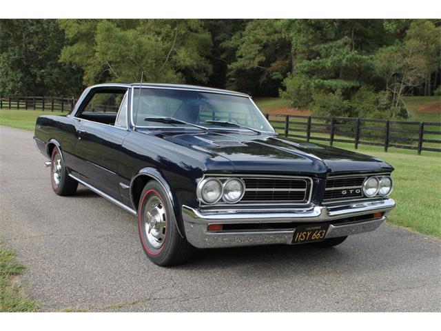 1964 Pontiac GTO (CC-1532797) for sale in Youngville, North Carolina