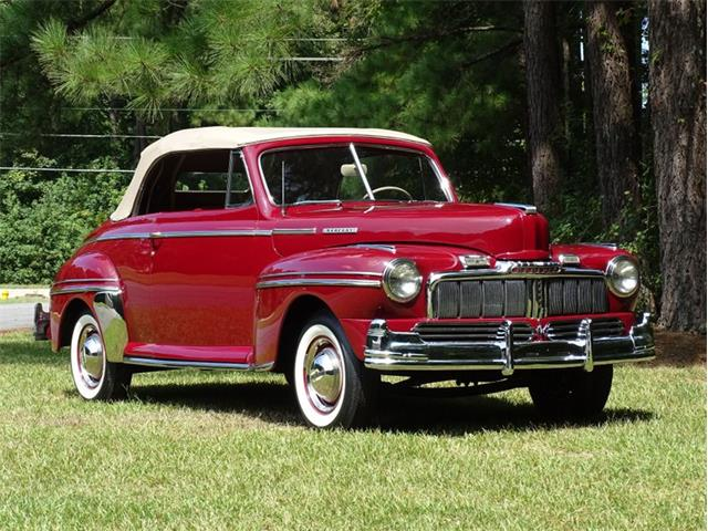 1948 Mercury Eight (CC-1532798) for sale in Youngville, North Carolina