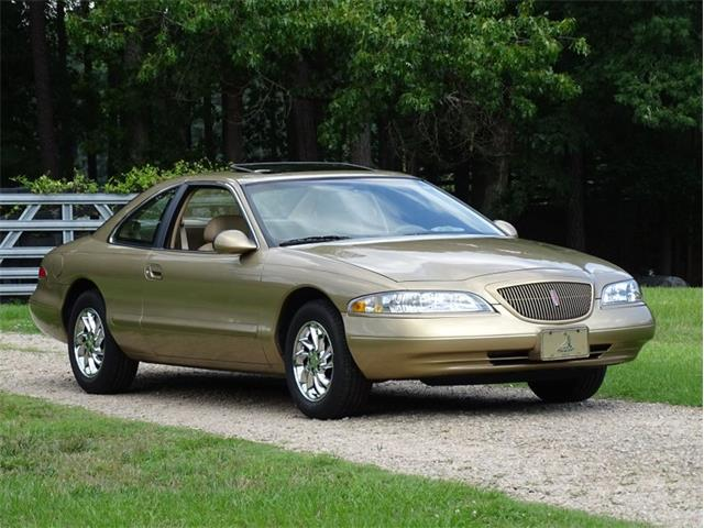 1998 Lincoln Mark V (CC-1532799) for sale in Youngville, North Carolina