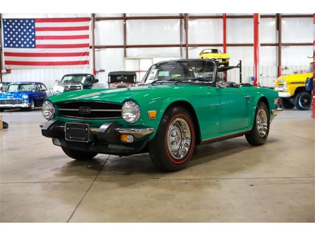 1975 Triumph TR6 (CC-1530028) for sale in Kentwood, Michigan