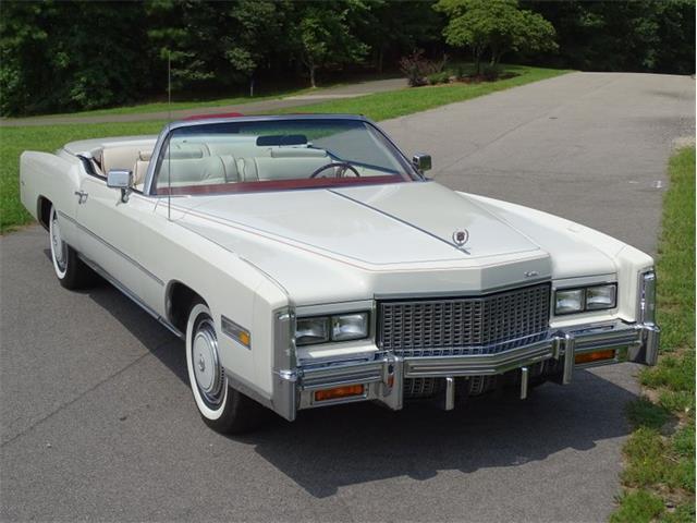 1976 Cadillac Eldorado (CC-1532801) for sale in Youngville, North Carolina