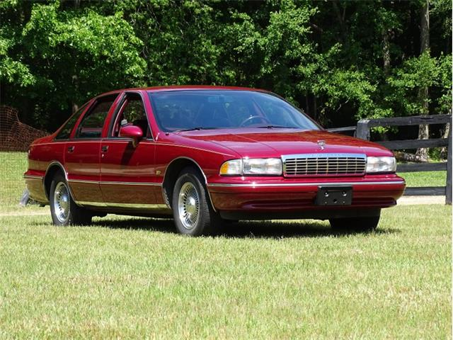 1994 Chevrolet Caprice (CC-1532803) for sale in Youngville, North Carolina