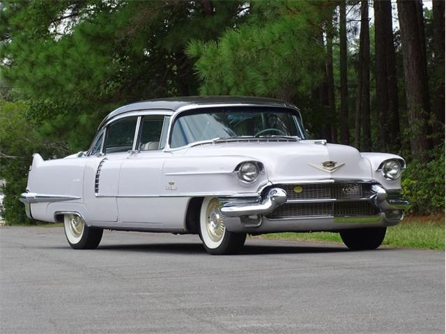 1956 Cadillac Fleetwood (CC-1532804) for sale in Youngville, North Carolina
