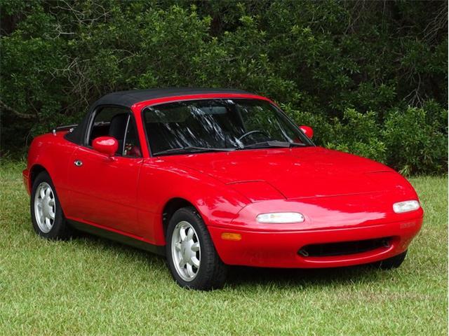 1992 Mazda Miata (CC-1532805) for sale in Youngville, North Carolina
