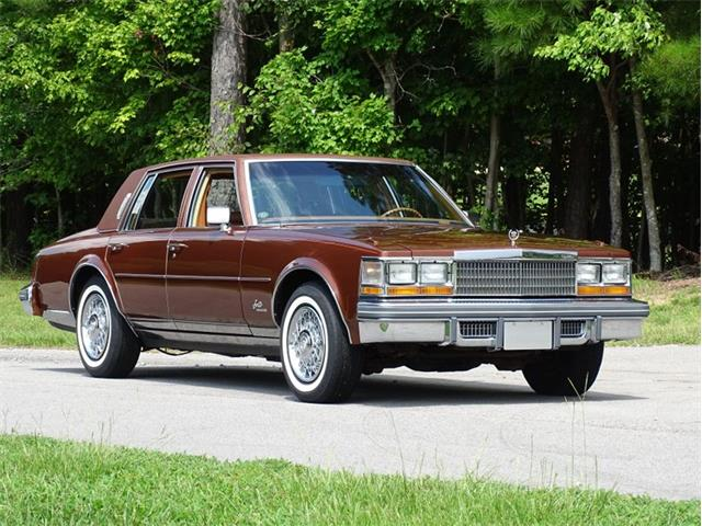 1978 Cadillac Seville (CC-1532809) for sale in Youngville, North Carolina