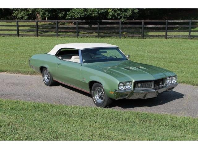 1970 Buick Gran Sport (CC-1532812) for sale in Youngville, North Carolina